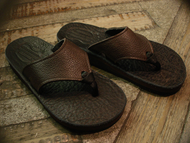 "NEW : THE SANDALMAN [BEACH WIDE] ""VIBRAMS\"" & [NO CUSHION] !!_a0132147_215348100.jpg"