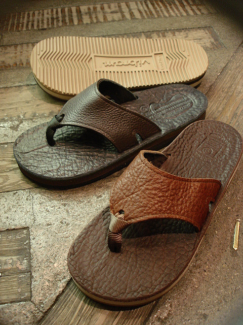"NEW : THE SANDALMAN [BEACH WIDE] ""VIBRAMS\"" & [NO CUSHION] !!_a0132147_21554289.jpg"