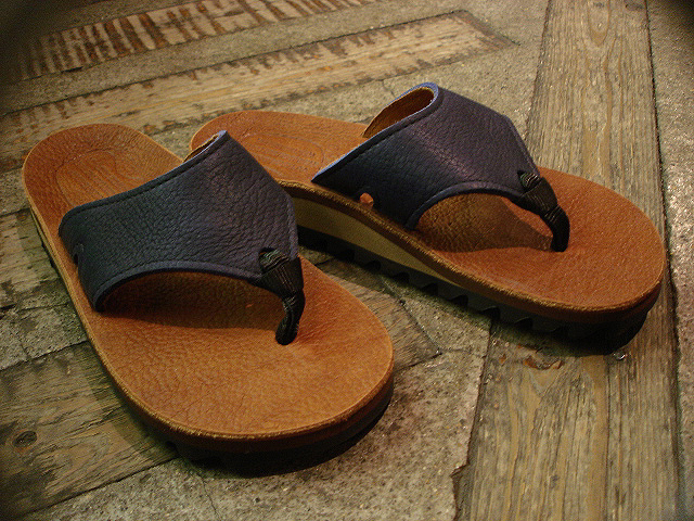 "NEW : THE SANDALMAN [BEACH WIDE] ""VIBRAMS\"" & [NO CUSHION] !!_a0132147_21555553.jpg"