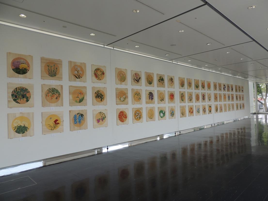 瀧仙寺本堂天井画展_e0240147_9273412.jpg