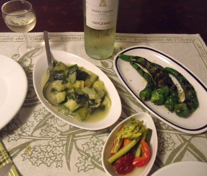 夏野菜のピクルス_b0282654_23132280.jpg