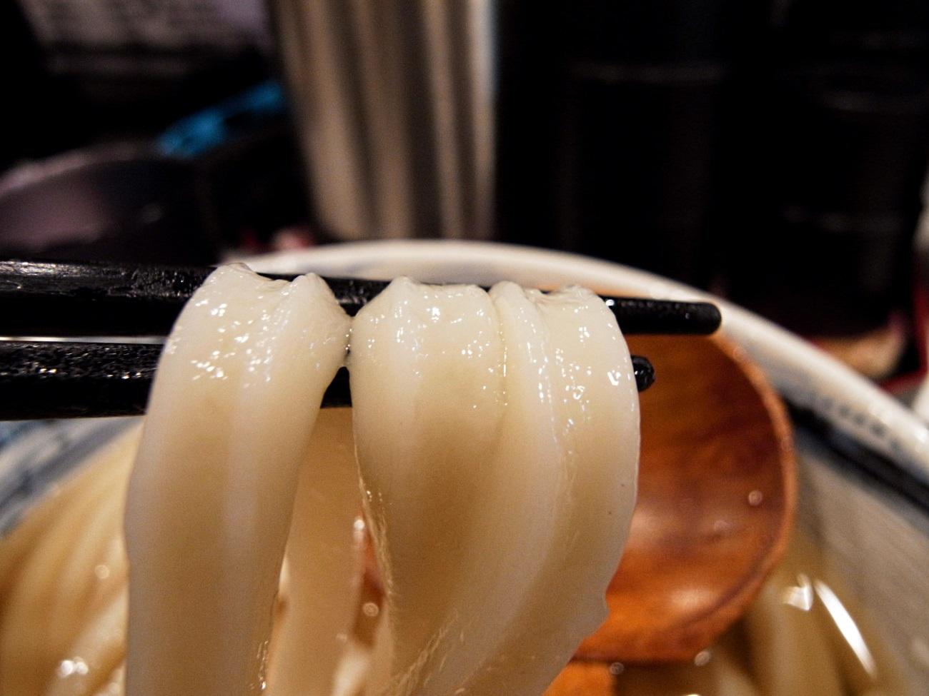 暑い日に食べたい冷たい汁の饂飩_f0195971_19202760.jpg
