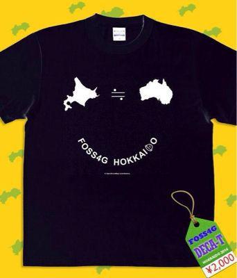 FOSS4G Hokkaido Tシャツ_e0014773_12323975.jpg