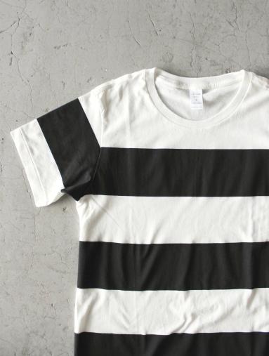 JIGSAW ジグソーのクルーネックボーダーTシャツ (products for us)_b0139281_14384894.jpg