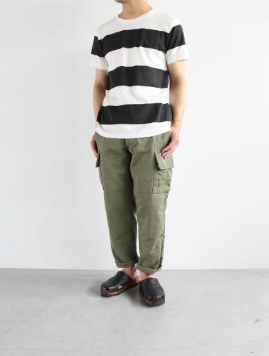 JIGSAW ジグソーのクルーネックボーダーTシャツ (products for us)_b0139281_14385634.jpg
