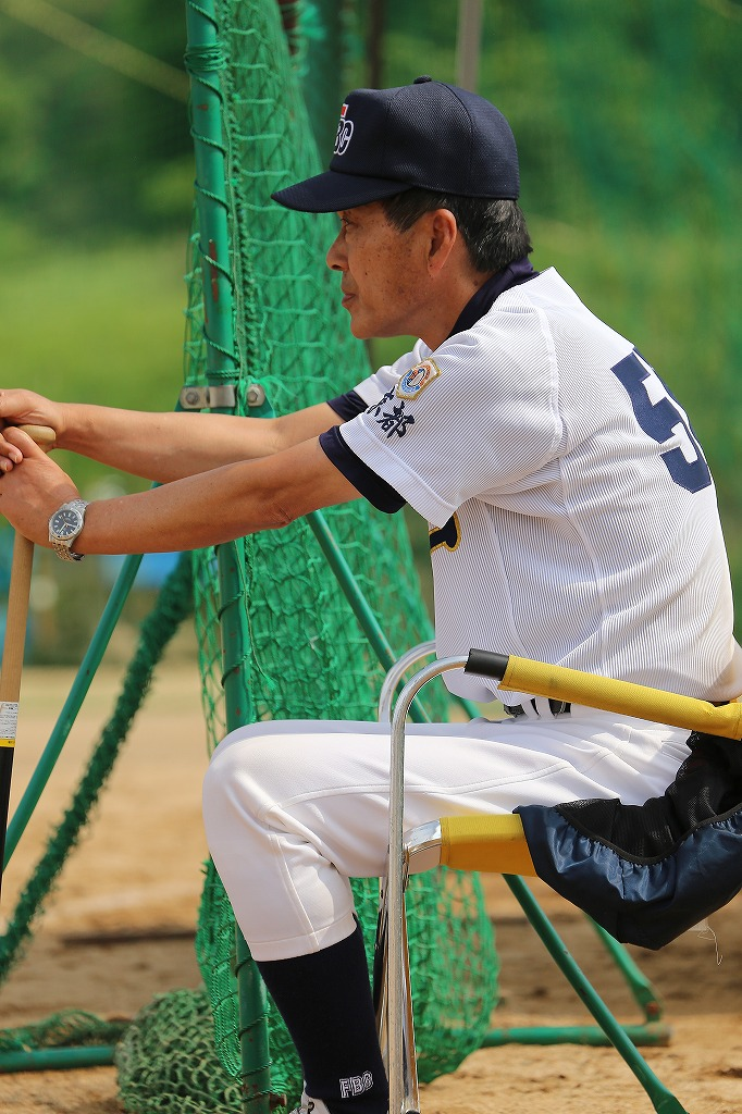 平成26年6月21日京都府支部ジュニア育成トーナメント vs洛北ボーイズ2_a0170082_2059534.jpg