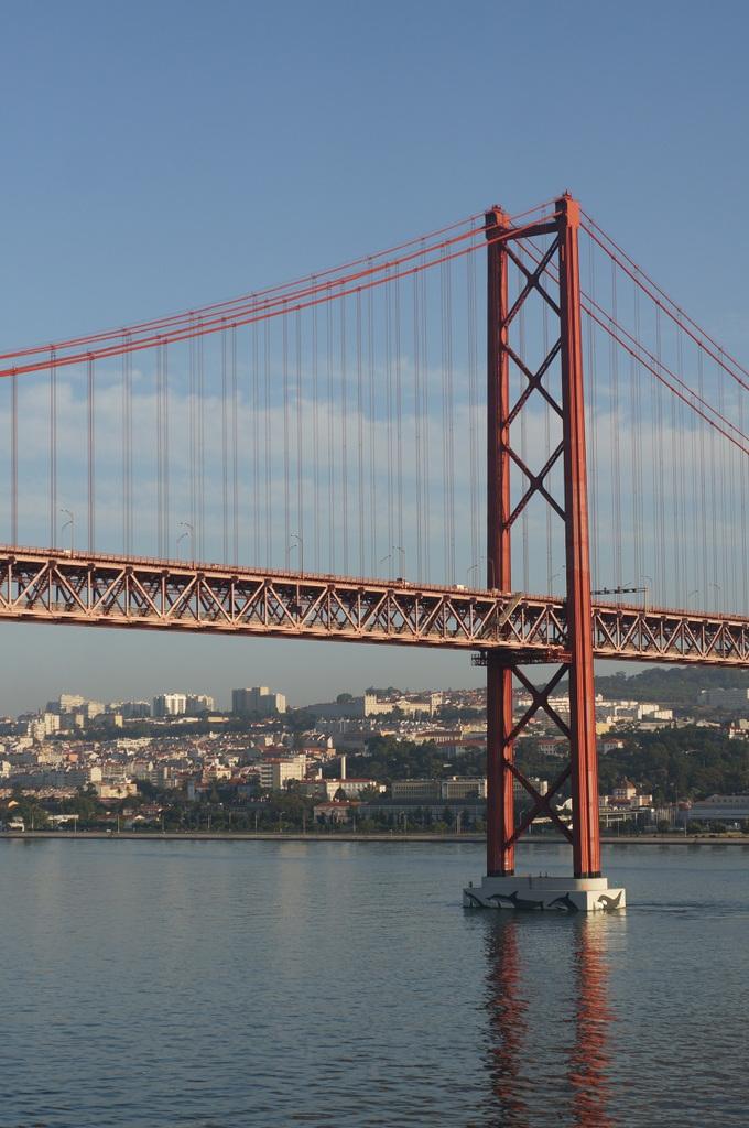 リスボンの夜明け、そして日没。_c0180686_01510712.jpg