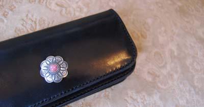 ブラック&ピンク ロングウォレット_f0155891_13462061.jpg