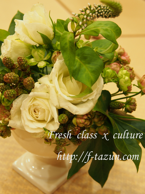 tazun fresh&カルチャークラス_d0144095_20274588.jpg