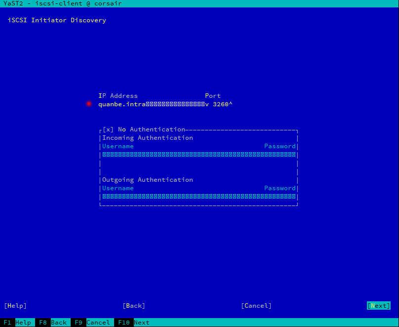 iSCSI 上に仮想イメージを導入し、ついでに Live Migration してみる。_a0056607_1436298.jpg