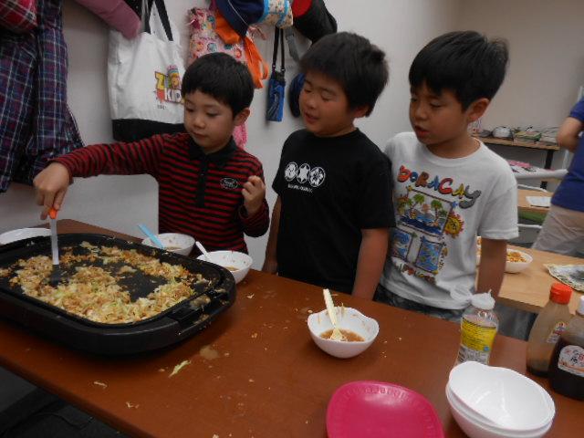 5月16日 料理教室_c0315913_20424637.jpg