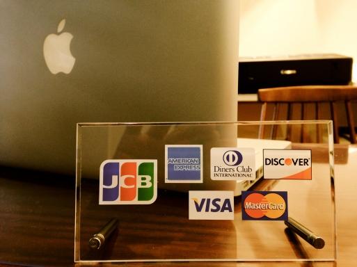 クレジットカードご利用が出来るようになりました。_f0323213_20184984.jpg