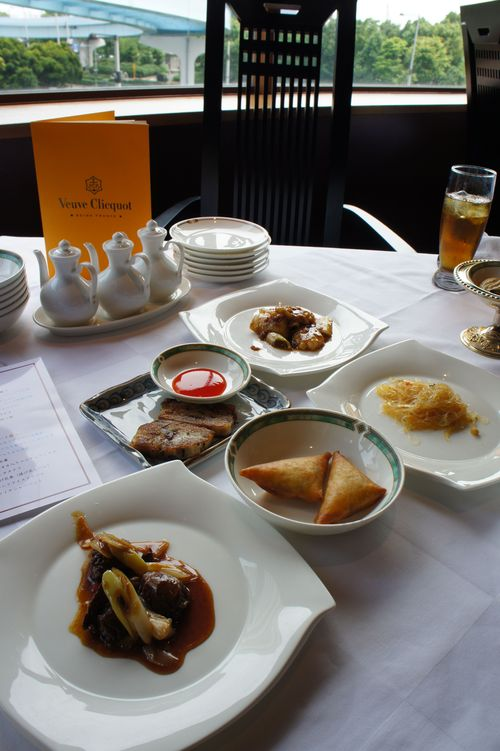 中華のオーダービュッフェ (日航ホテル東京)_f0215714_1152139.jpg