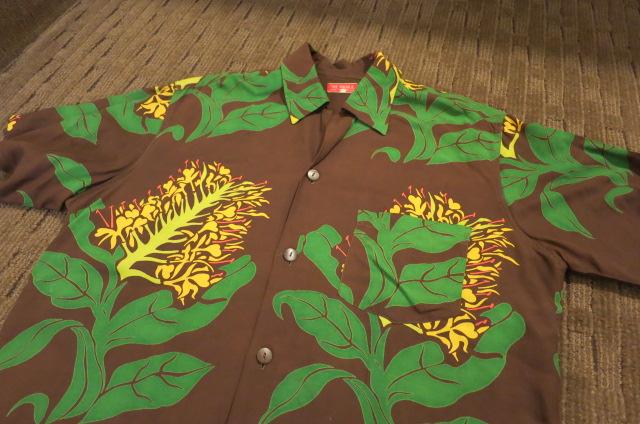 6/28(土)入荷!50'S KAHARA RAYON HAWAIIAN シャツ!_c0144020_1627035.jpg