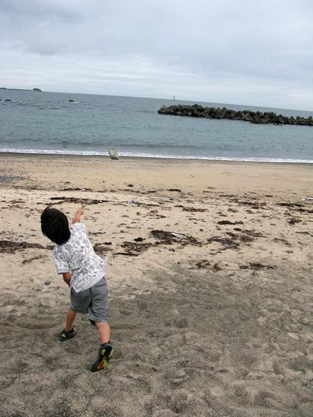 海で遊ぶ_f0129726_21344139.jpg