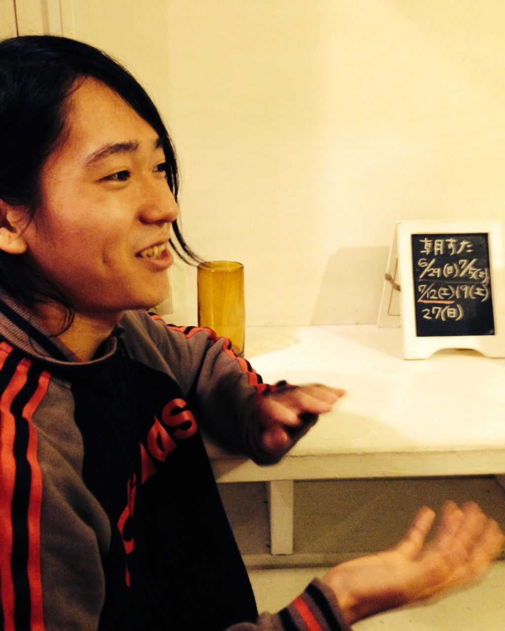 kiseki通信!!COMPANYインタビュー/米澤一平_f0137346_14373926.jpg
