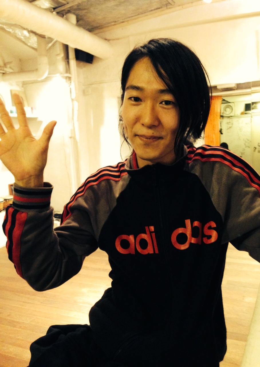 kiseki通信!!COMPANYインタビュー/米澤一平_f0137346_1437478.jpg