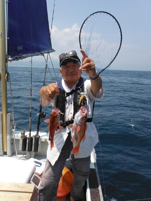駿河湾クルージング!!太平洋まで出てしまった。_f0175450_13381335.jpg