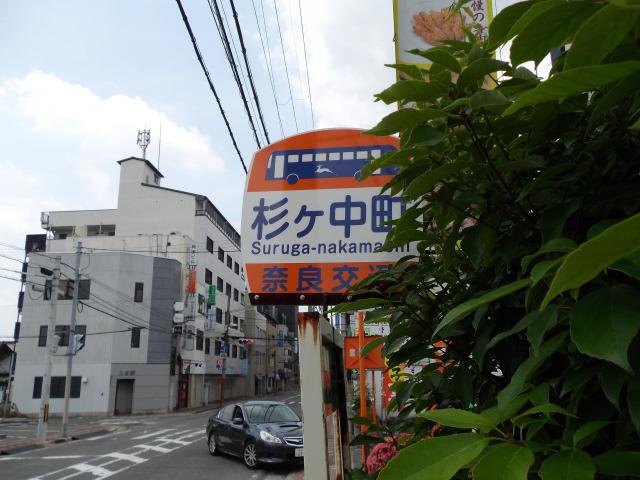 奈良のバス停何と読む?バスは一日一度来る編_c0001670_18314861.jpg