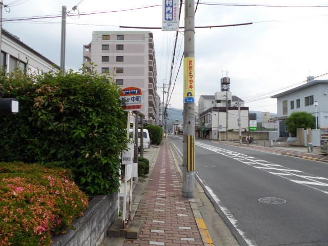 奈良のバス停何と読む?バスは一日一度来る編_c0001670_18372784.jpg