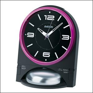 ダサい紫色の目覚まし時計を買いました。_f0180307_15520645.jpg