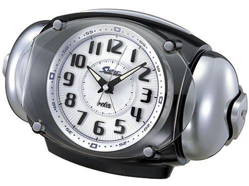 ダサい紫色の目覚まし時計を買いました。_f0180307_16243965.jpg