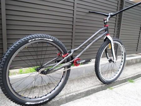 ... バイクトライアル BMX ピスト