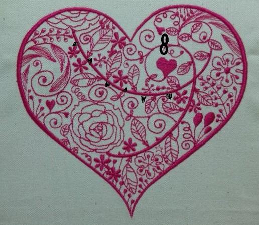 ハートのバラ園を刺繍しました♪_c0316026_13333368.jpg
