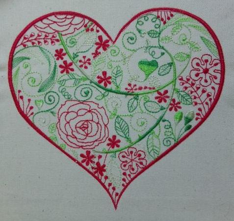 ハートのバラ園を刺繍しました♪_c0316026_13335522.jpg