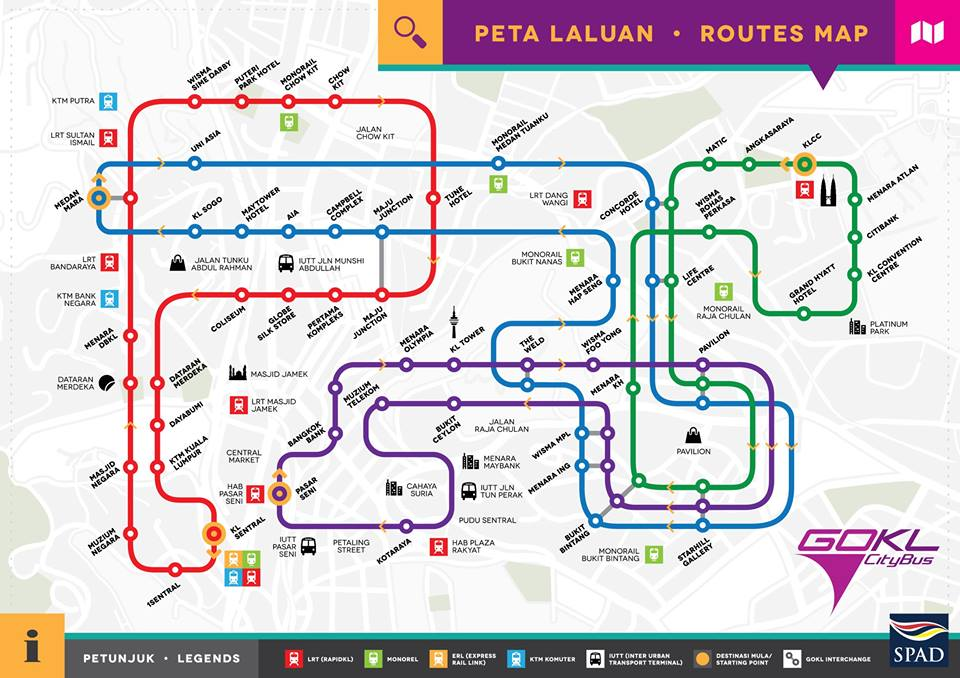 Klang Valley Integrated Transit Maps SkyscraperCity