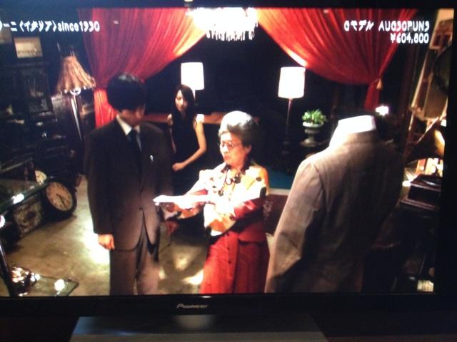 TV東京さんにはいつもお世話になっております。_d0161933_1602520.jpg