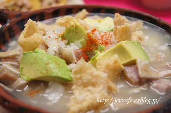 メキシコの美味しい最後の晩餐_a0254243_6194522.jpg