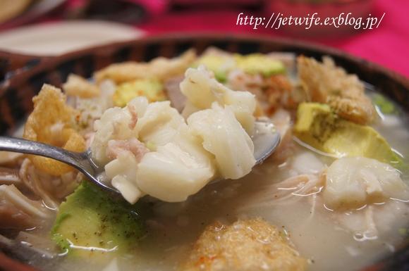 メキシコの美味しい最後の晩餐_a0254243_6202489.jpg