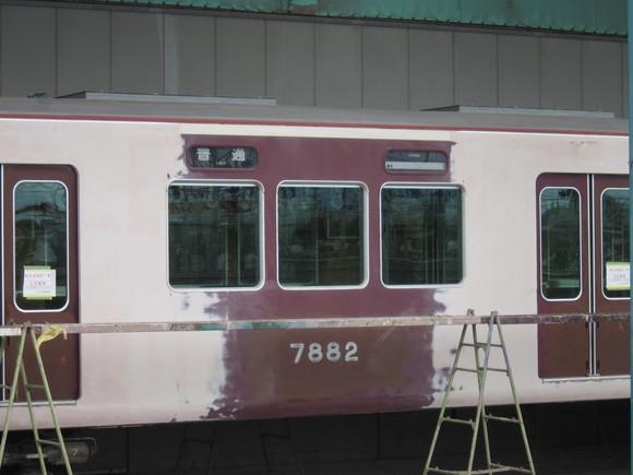 阪急7322F 正雀レポ_d0202264_1742749.jpg
