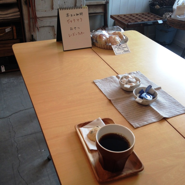 本日のoneday cafe_a0164280_632383.jpg