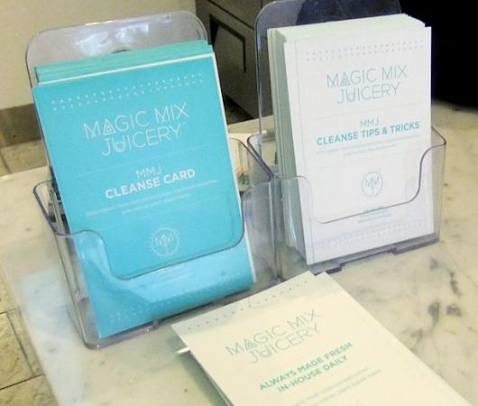 NYにある魔法のジュース屋さん Magic Mix Juicery_b0007805_23544318.jpg