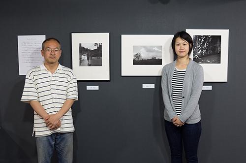 今日は、舞山秀一さん、梶原高男さん、平林逹也さん、山田久美夫さんの写真展巡りをしていました。_b0194208_2129559.jpg
