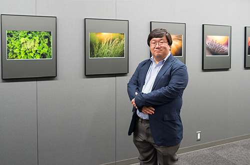 今日は、舞山秀一さん、梶原高男さん、平林逹也さん、山田久美夫さんの写真展巡りをしていました。_b0194208_21301179.jpg
