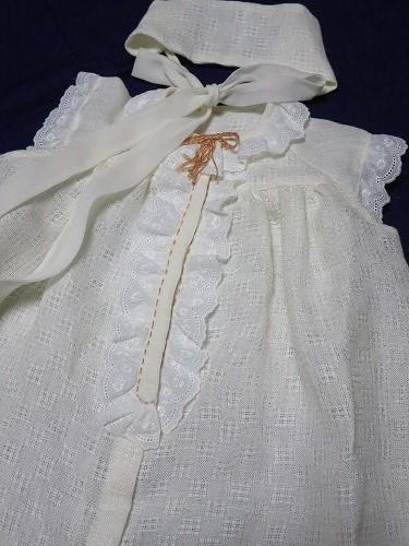合作のベビードレス出来上がりました。_e0221708_1325425.jpg