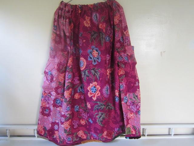 さらさらスカート+麻エプロン_b0207631_16504738.jpg