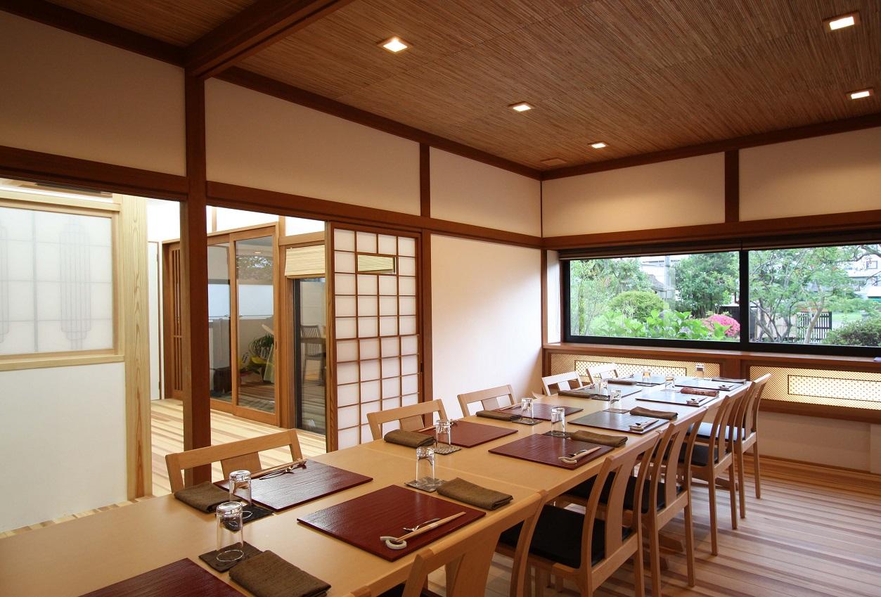 日本料理店 「馬場乃町 はやし」 開店_c0097137_10102918.jpg