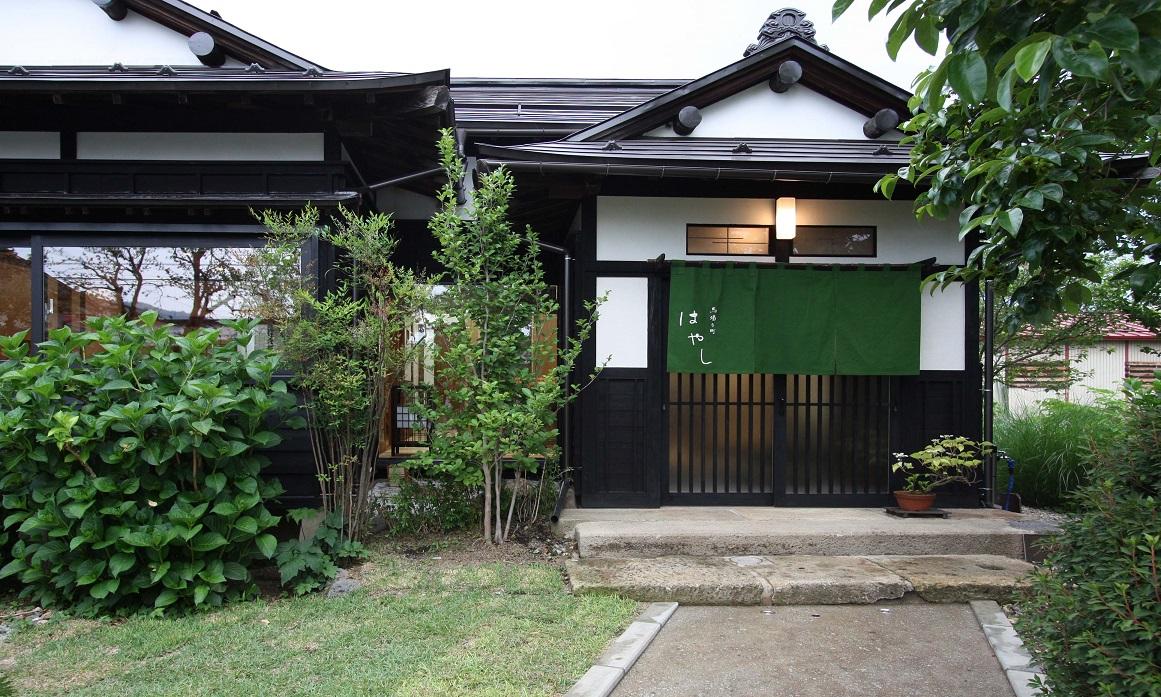 日本料理店 「馬場乃町 はやし」 開店_c0097137_1075165.jpg