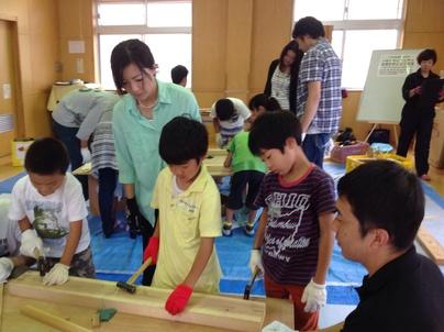 親子木工教室_c0186441_041891.jpg