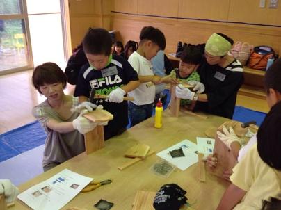 親子木工教室_c0186441_042651.jpg