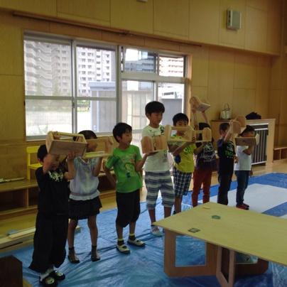 親子木工教室_c0186441_043354.jpg