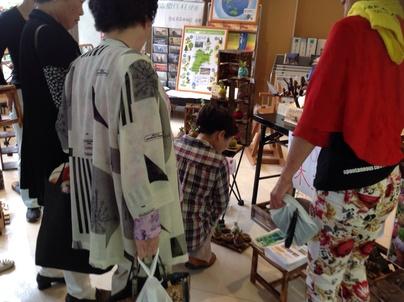 松島マルシェへの参加_c0186441_1857528.jpg