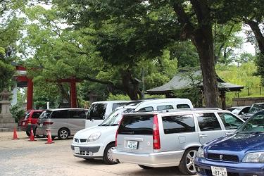 7月からショップの駐車場が変わります!_f0161543_17424278.jpg