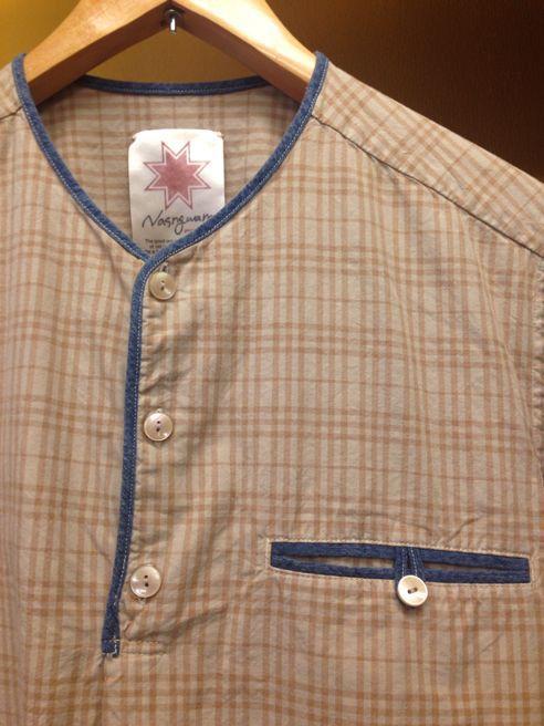 Tシャツ感覚で着れるシャツ!!!!_d0227059_1335298.jpg