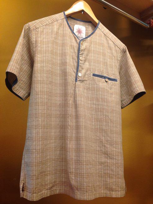 Tシャツ感覚で着れるシャツ!!!!_d0227059_1335845.jpg