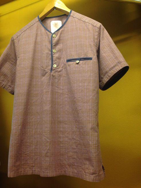 Tシャツ感覚で着れるシャツ!!!!_d0227059_134081.jpg